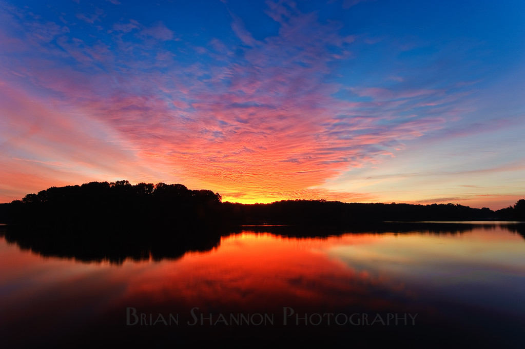 Red Dawn by Brian Shannon