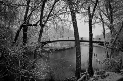Friendship Bridge.   Boise, Id.