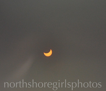 Tahiti Eclipse 2010