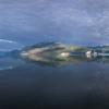 Lake Pend Orielle. Idaho
