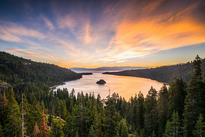 Emerald Bay Sunrise