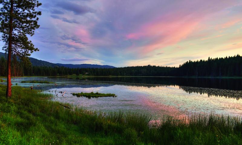 Shepherd Lake. Idaho