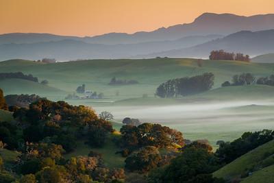 Chileno Valley Morning