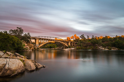 Folsom Rainbow Bridge