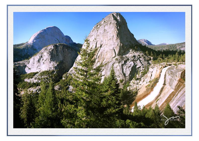 Liberty Cap, Yosemite, California