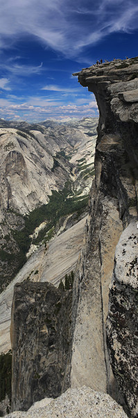 Half Dome; Yosemite NP, California