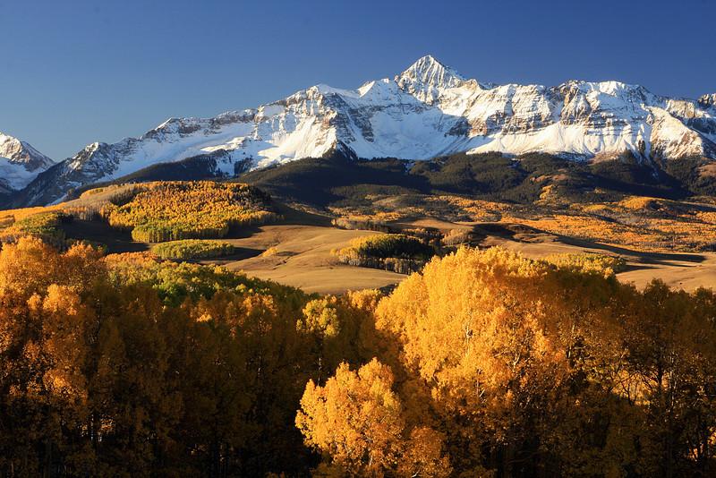 Wilson Peak, San Miguel Mountains