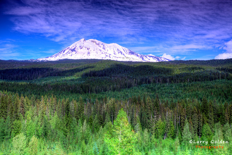 Mt Hood, Oregon.