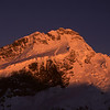Sunrise on Mt Sefton
