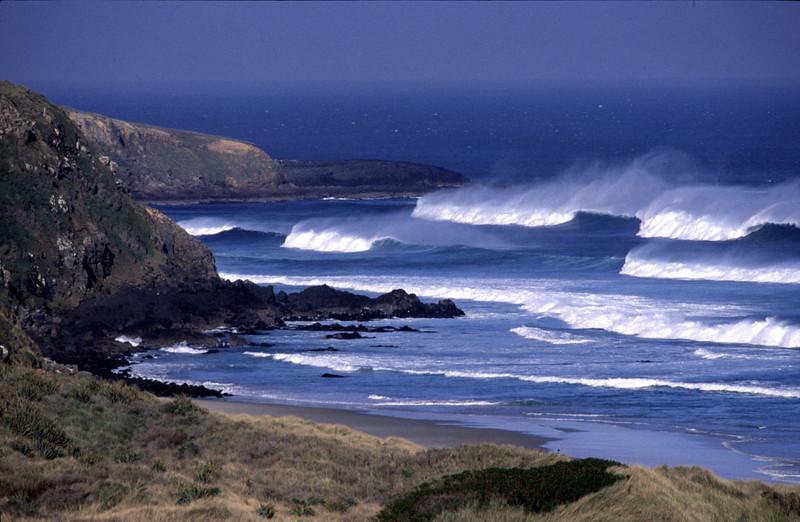 Boulder Beach, Otago Peninsula
