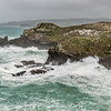 Stormy seas around False Islet