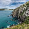 Coastal cliffs, Cannibal Bay