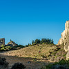 The limestone cliffs of Earthquakes, North Otago
