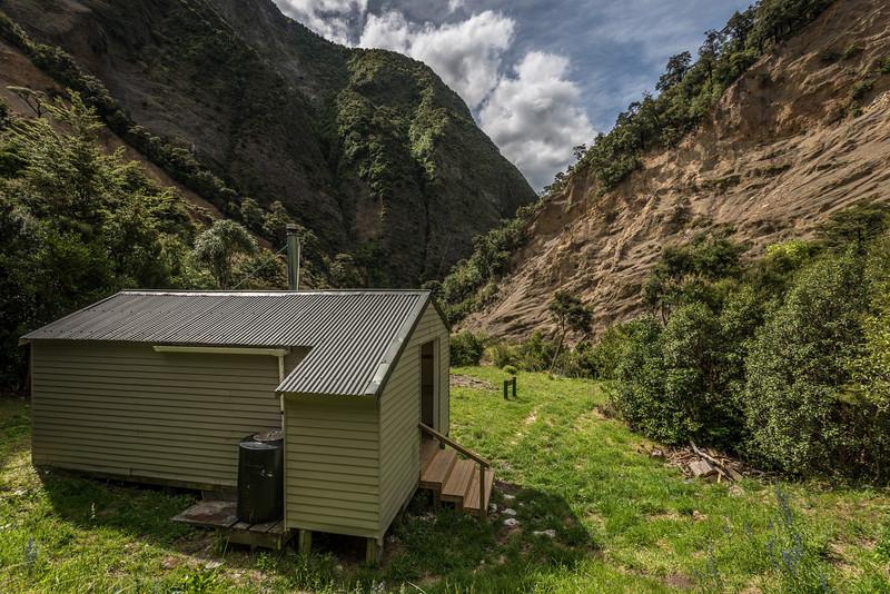 Isolation Hut