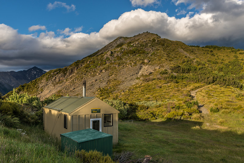 Mount Fyffe Hut