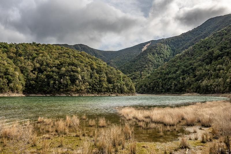 Lake Chalice, Mount Richmond Forest Park.