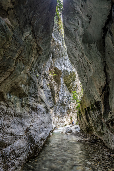 Sawcut Gorge, Isolation Creek