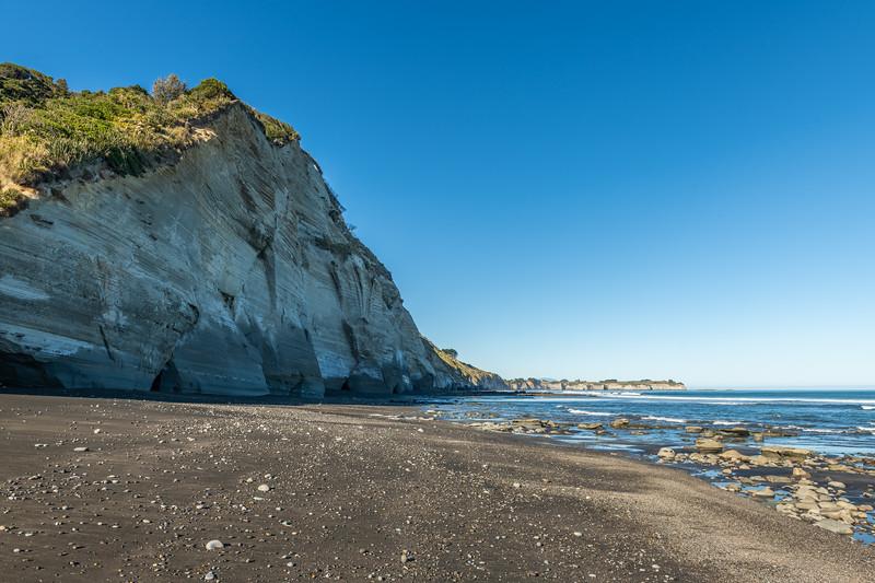 White Cliffs Beach, Taranaki