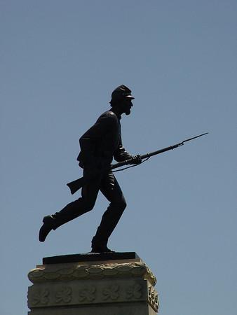 Union Monument - Gettysburg, Pennsylvania