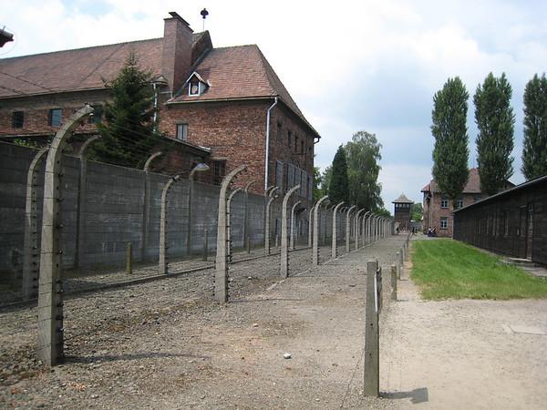 Auschwitz Concentration Camp - Auschwitz, Poland