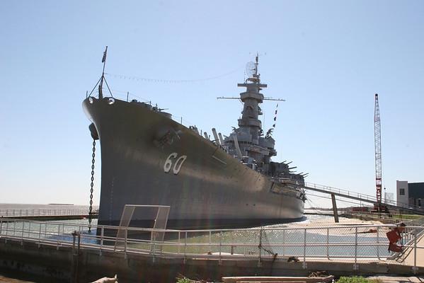 USS Alabama Battleship - Mobile, Alabama