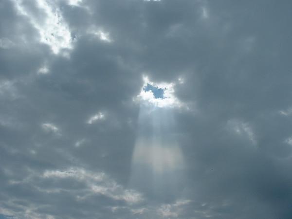 Vision of an Angel in the Sky - Philadelphia, Pennsylvania