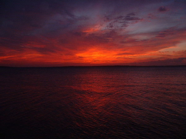 Beautiful Sunset - Hamptons - Long Island, New York