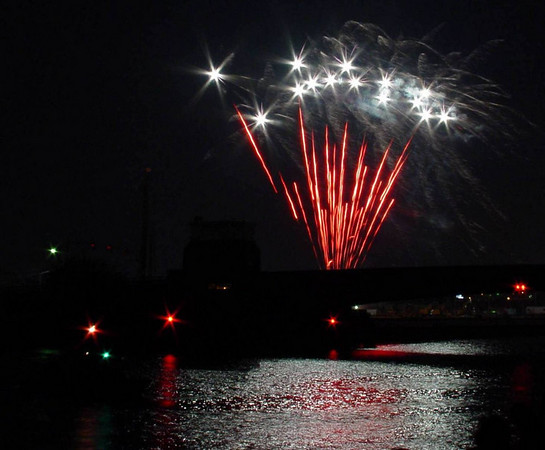 4th of July Fireworks - Wilmington, Delaware