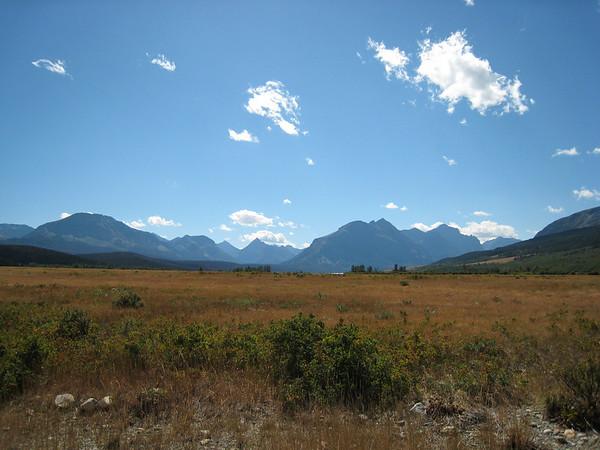 Many Glacier National Park, Montana