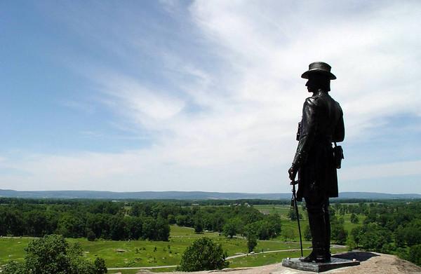 Little Round Top - Gettysburg, Pennsylvania
