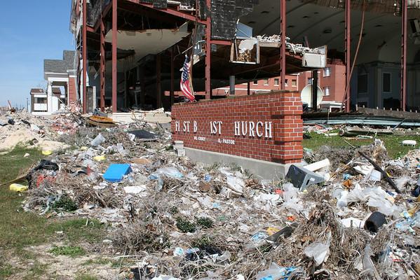 Hurrican Katrina - 6 Months After - Alabama Coast
