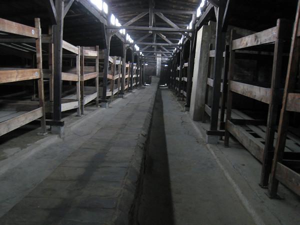 Birkenau Concentration Camp - Birkenau, Poland