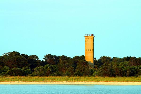 WWII Observation Tower - Cape Henlopen - Lewes, Delaware