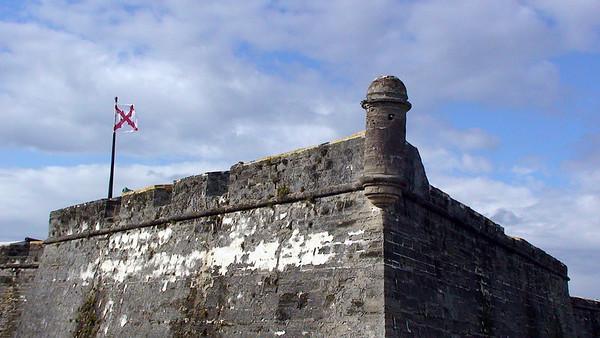 Castillo de San Marcos - Saint Augustine, Florida