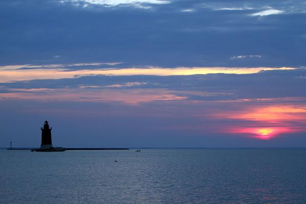 Sunset - Lewes, Delaware