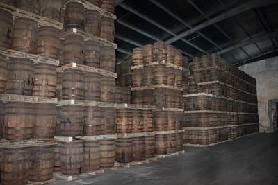 Abuelo rum Factory