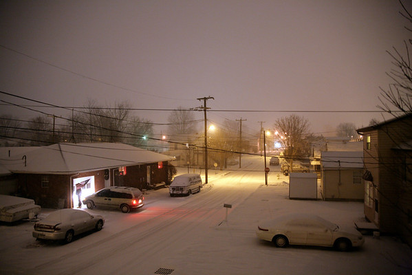Feb 2009 Snow