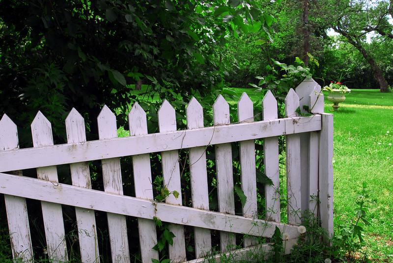 Old garden fence - 02