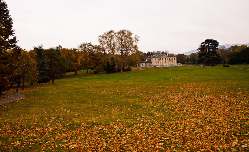 Parc de la Grange - Genève - Suisse