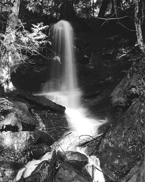 December Waterfall  II