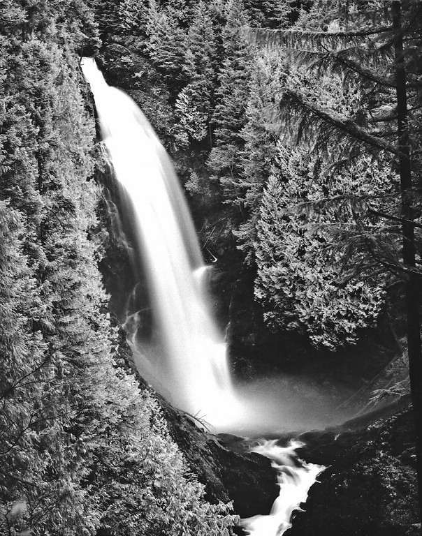 Wallace River, Middle Falls