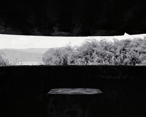 Fort Ballance, Near Scorching Bay, Miramar Peninsula.