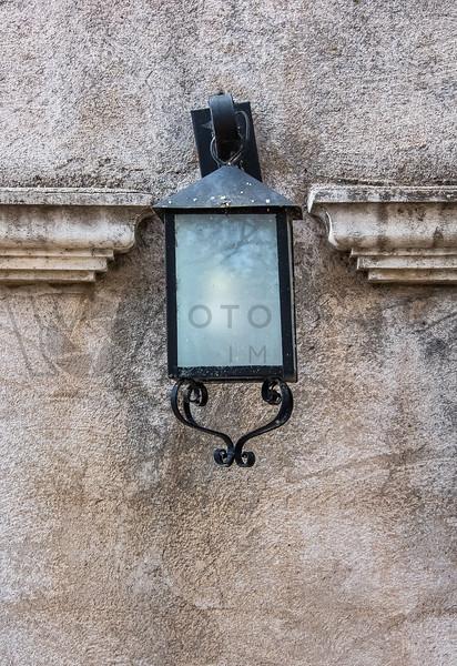 Street Lamp, Sedona, Arizona