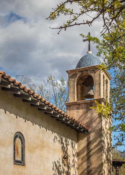 Mission Bell Tower, Sedona, Arizona