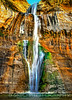 """Rock Art""  Lower Calf Creek Falls, Escalante,Utah"