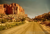 """Utah Vintage Road""   The ""All-American Road"" Scenic Byway 12 near Escalante, Utah."