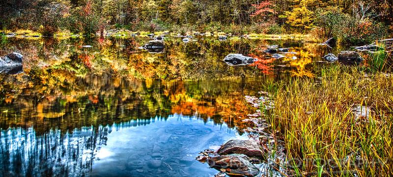 Meadow Pond Panorama