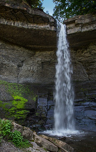 Carpenter Falls, near Skaneateles Lake