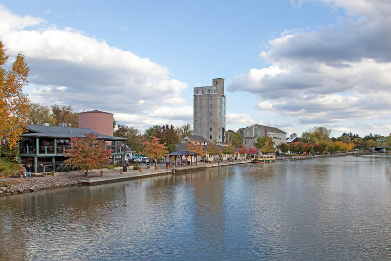 Pittsford Canal Landing.