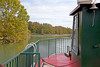 Rose Lumis approaches Junction Lock in Greece, NY